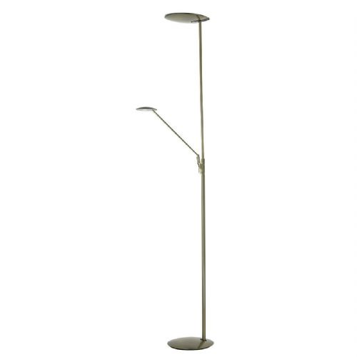 LED Floor Lamp Standard Mother And Child Bronze LXOUN4963-17